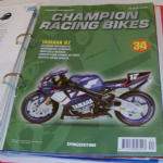 DeAGOSTINI CHAMPION RACING BIKES Issue 34 YAMAHA R7 Magazine